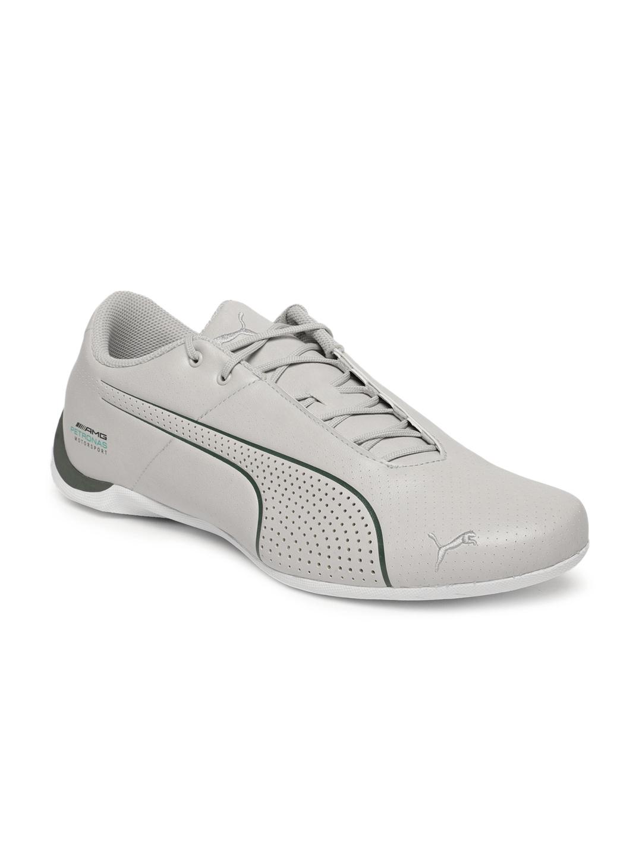3adb10f8ea6aac Buy Puma Men Grey MAPM Future Cat Ultra Sneakers - Casual Shoes for ...