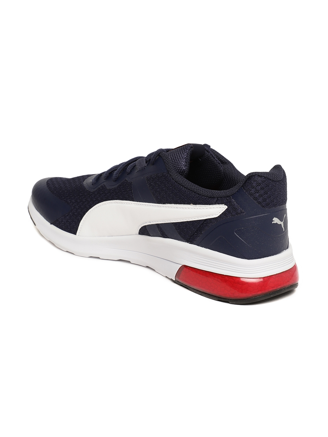 42ad9209d20 Buy Puma Men Navy Blue Electron Training Shoes - Sports Shoes for ...