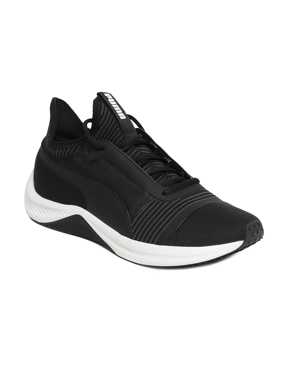 28b9f4a1ca8635 Buy Puma WoWomen Black Textile High Top Training Or Gym Shoes ...