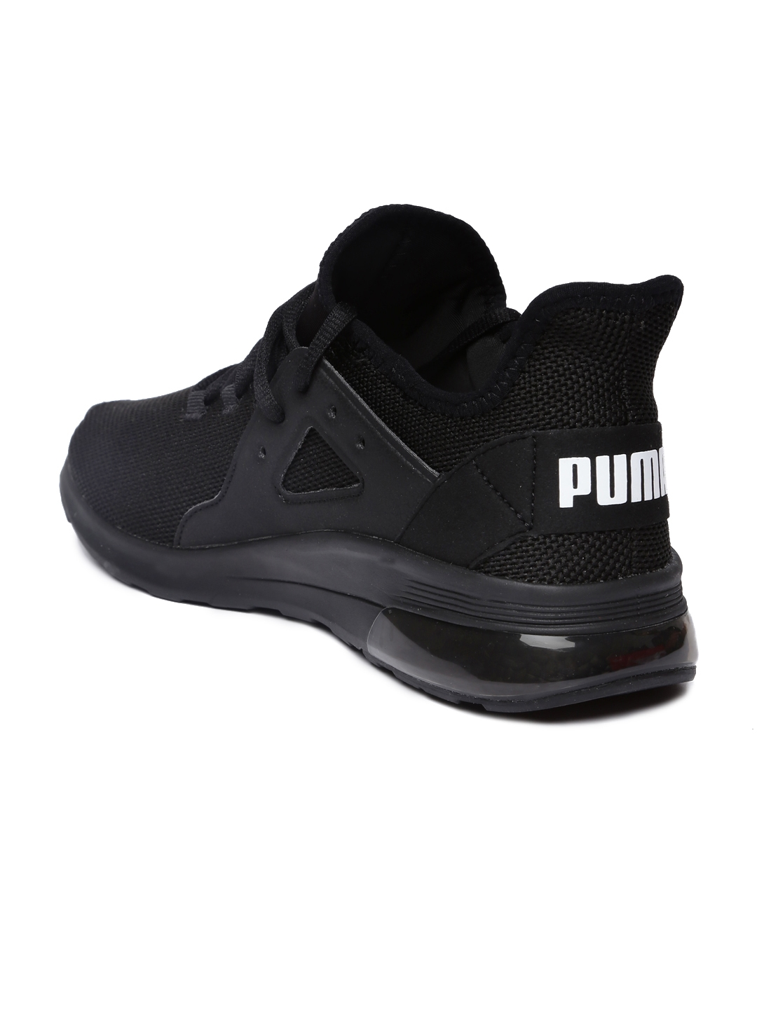 3078d9833029e0 Buy Puma Men Black Electron Street Sneakers - Casual Shoes for Men ...