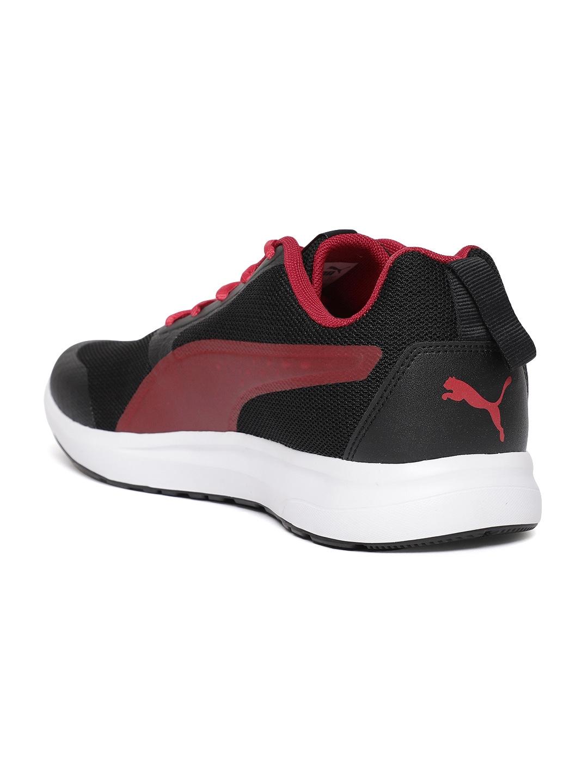 04f9496abe5658 Buy Puma Men Black Breakout IDP Sneakers - Casual Shoes for Men ...