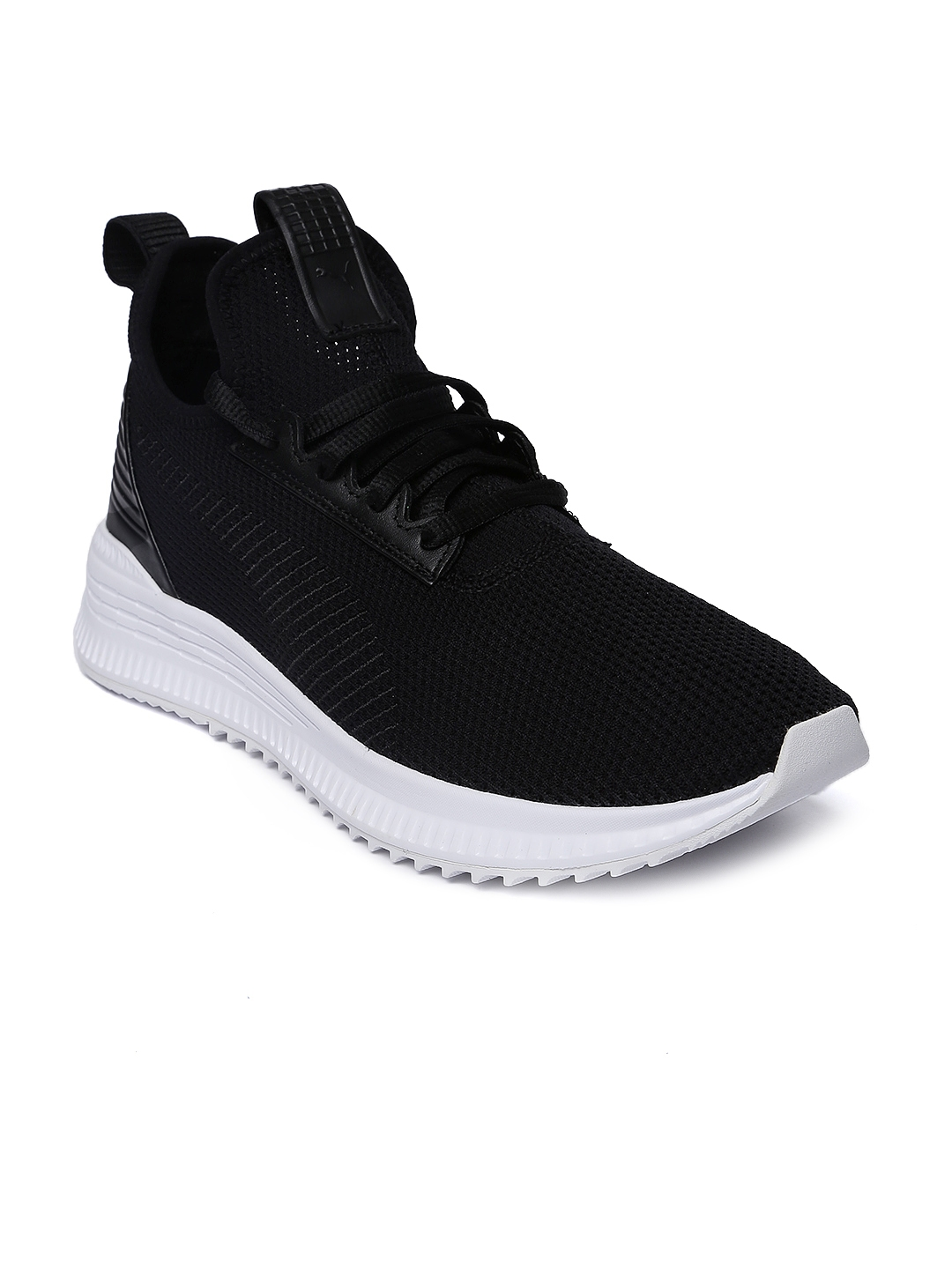 1f43678baf4 Buy Puma Men Black AVID FoF Sneakers - Casual Shoes for Men 7073082 ...