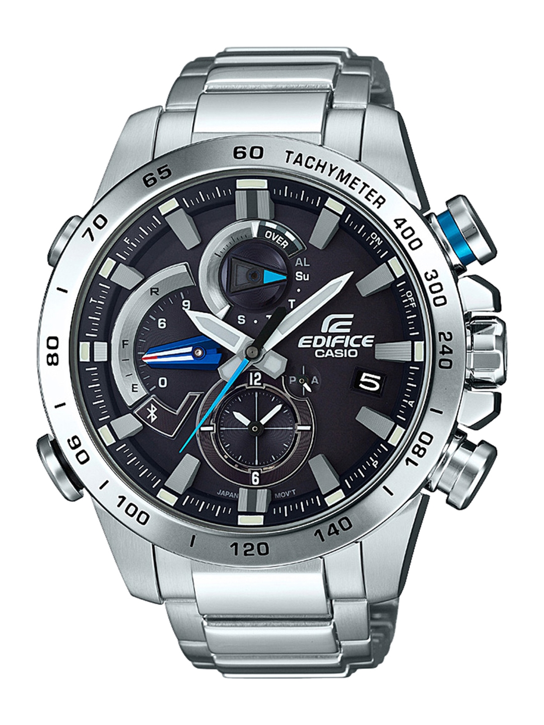 b3356c03d53 Buy CASIO Men Black Analogue Watch EX402 - Watches for Men 7080642 ...