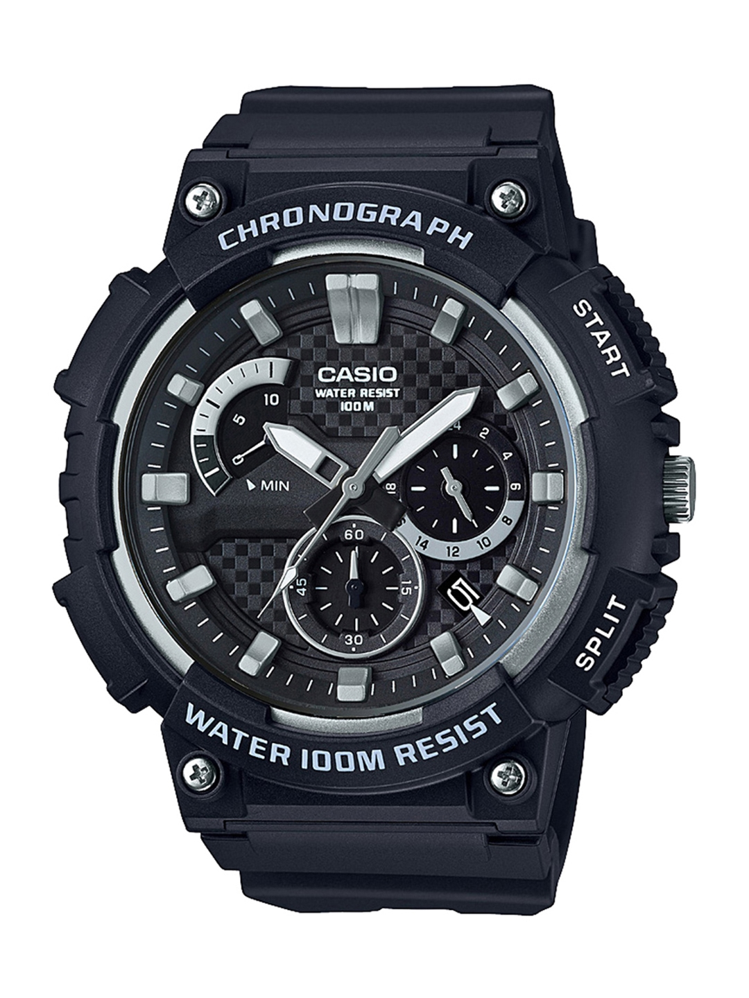 ffc837b213c Buy CASIO Men Black Analogue Watch A1322 - Watches for Men 7080689 ...