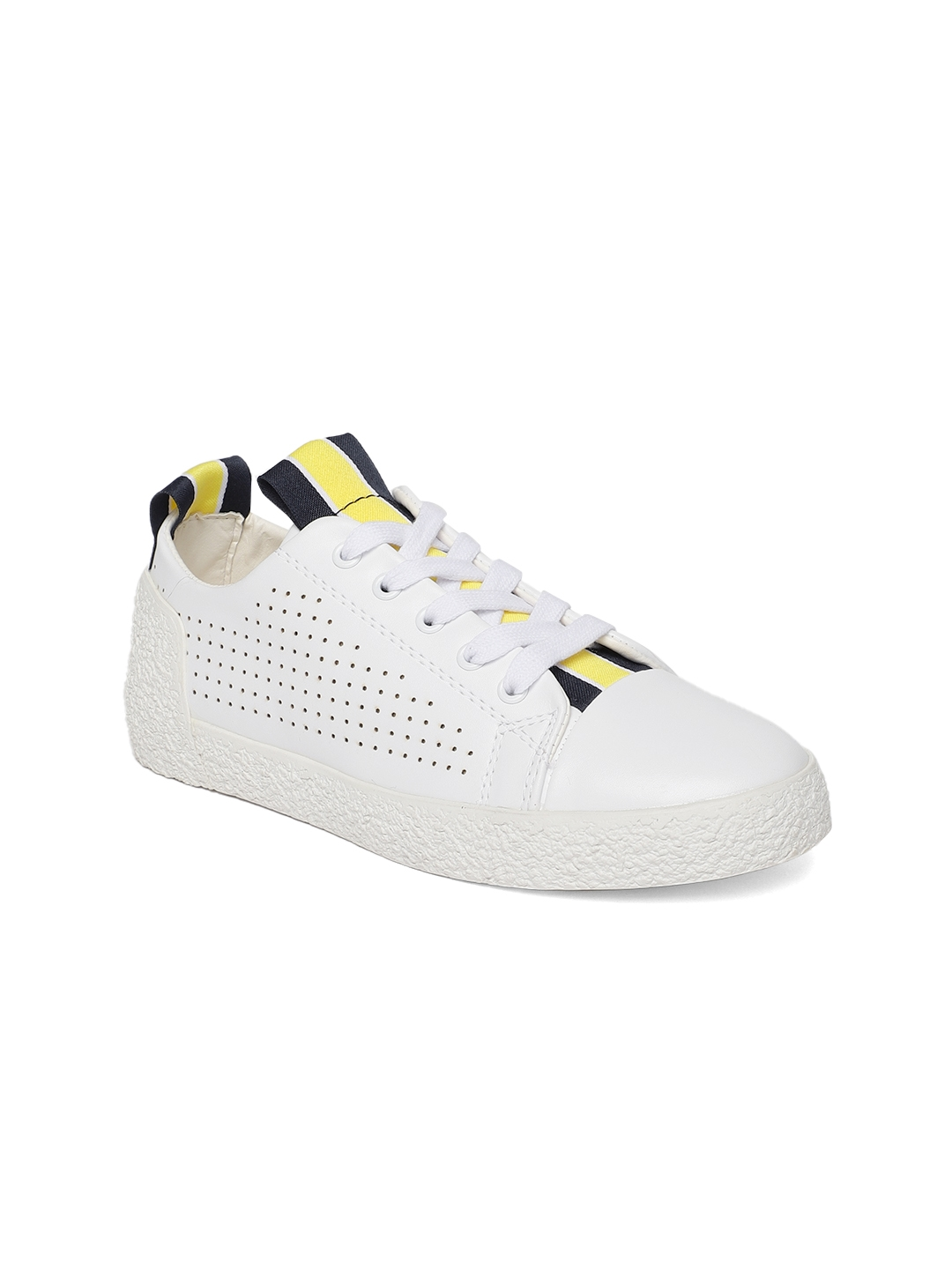 Yellow Sneakers - Casual Shoes