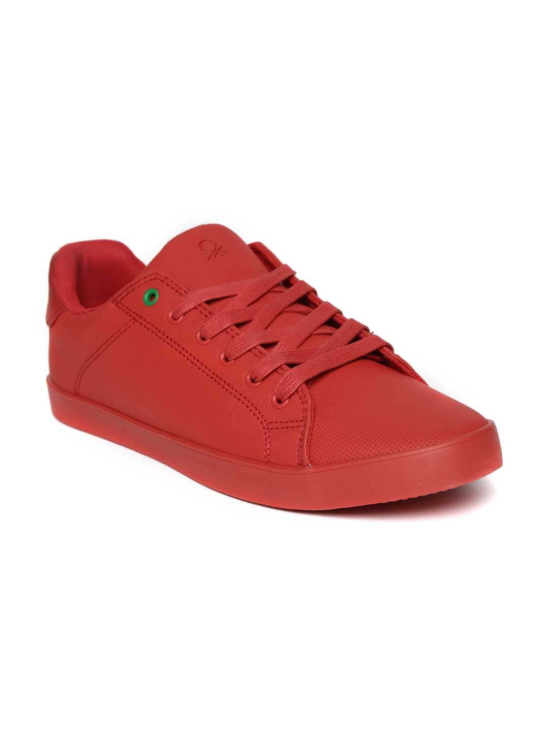 Buy United Colors Of Benetton Men Red