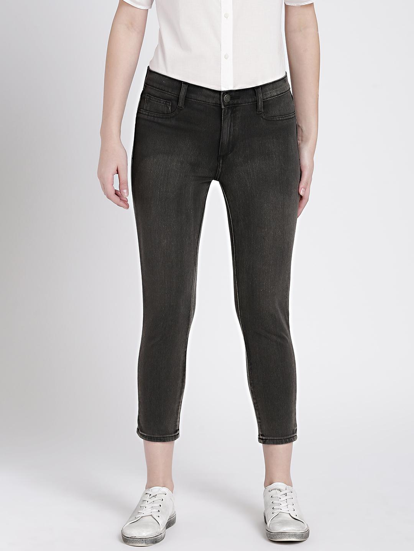1f73b9bf65697 Buy GAP Women's Black Soft Wear Mid Rise Knit Favorite Jeggings ...