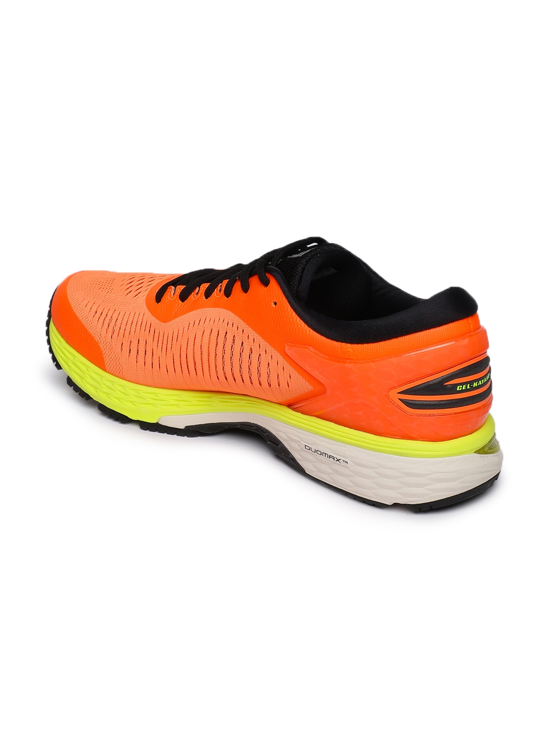 a5f88a7231 Buy ASICS Men Orange GEL KAYANO 25 Running Shoes - Sports Shoes for ...
