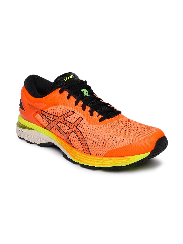 Buy ASICS Men Orange GEL KAYANO 25