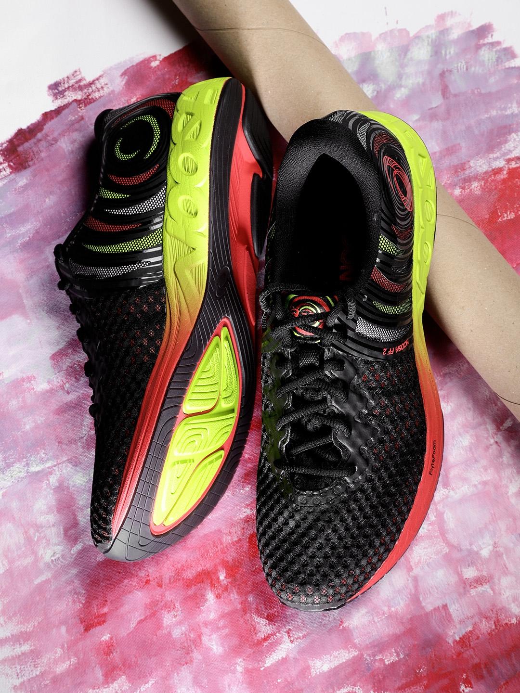 92b905970e1 Buy ASICS Men Black NOOSA FF 2 Running Shoes - Sports Shoes for Men ...
