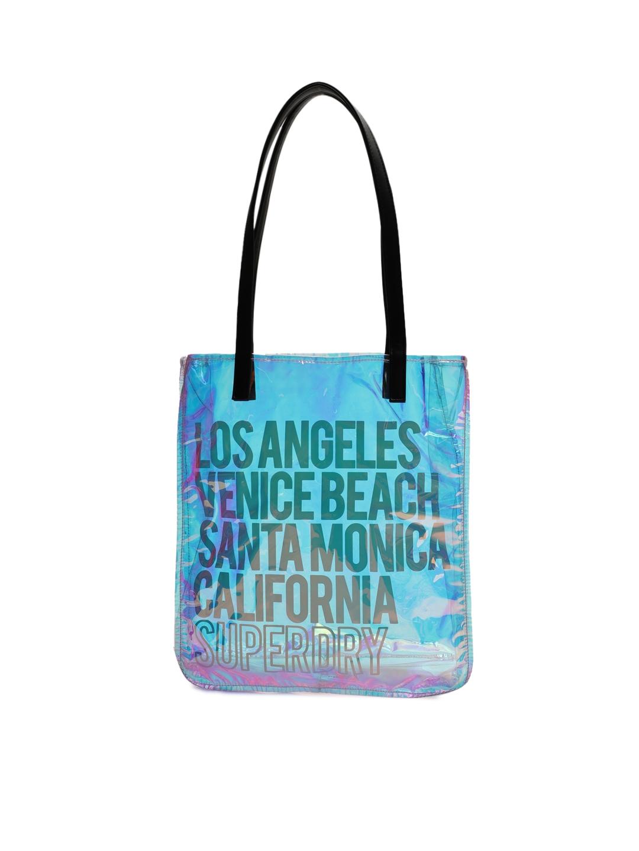 fb85e3440990 Buy Superdry Metallic Printed Tote Bag - Handbags for Women 7094191 ...