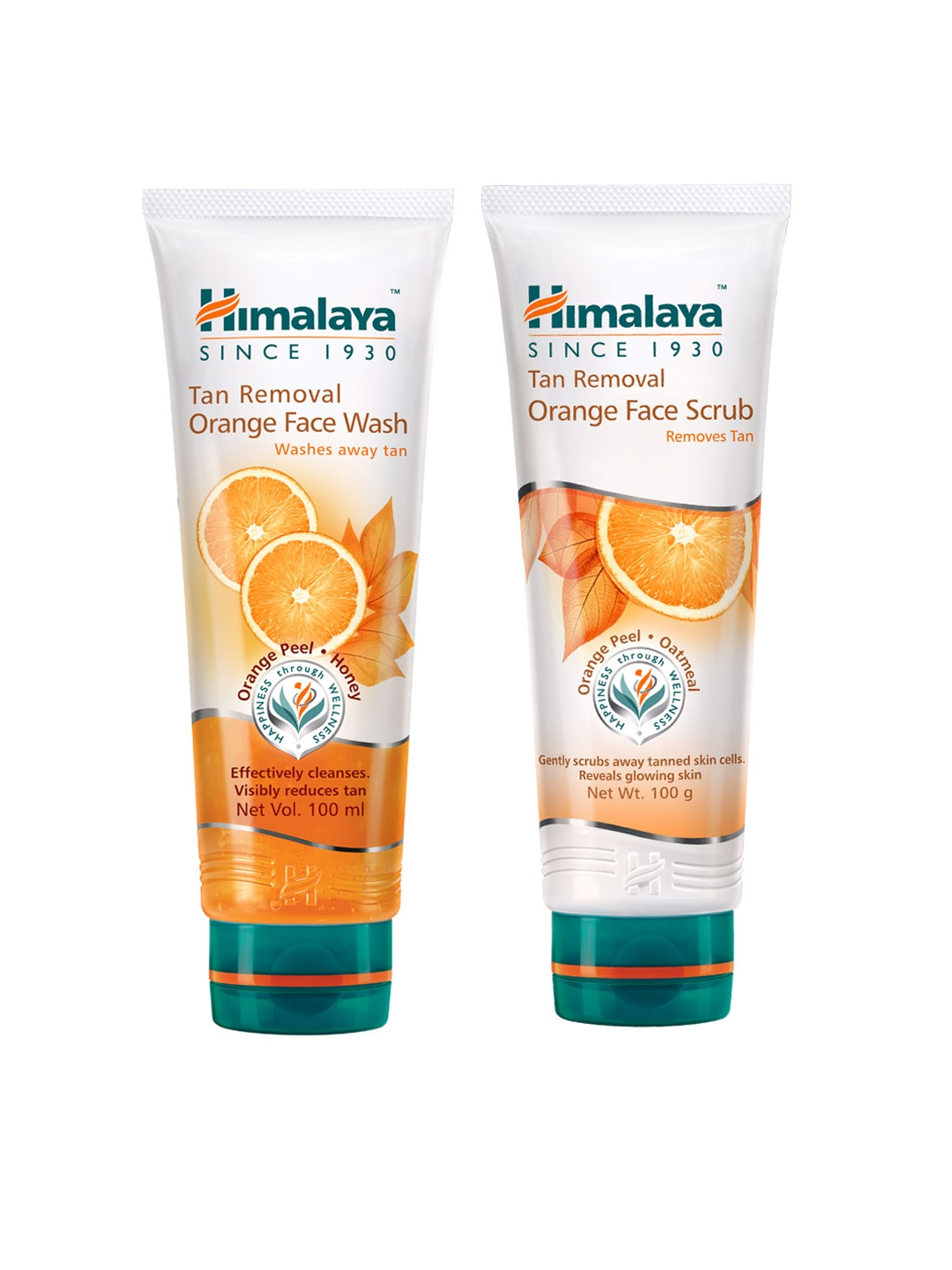 Himalaya Set of 2 Face Wash   Face Scrub Set
