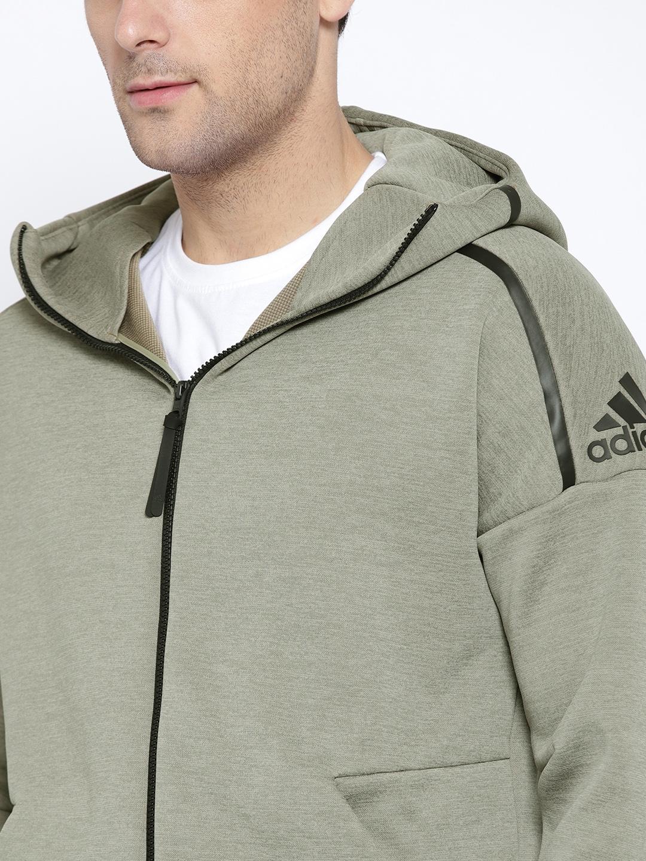 adidas Z.N.E. Hoodie | White hoodie women, Hoodies womens