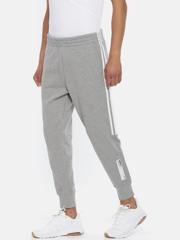 33cfe6ab1 Buy ADIDAS Originals Men Grey NMD Sweat Pant Solid Joggers - Track ...