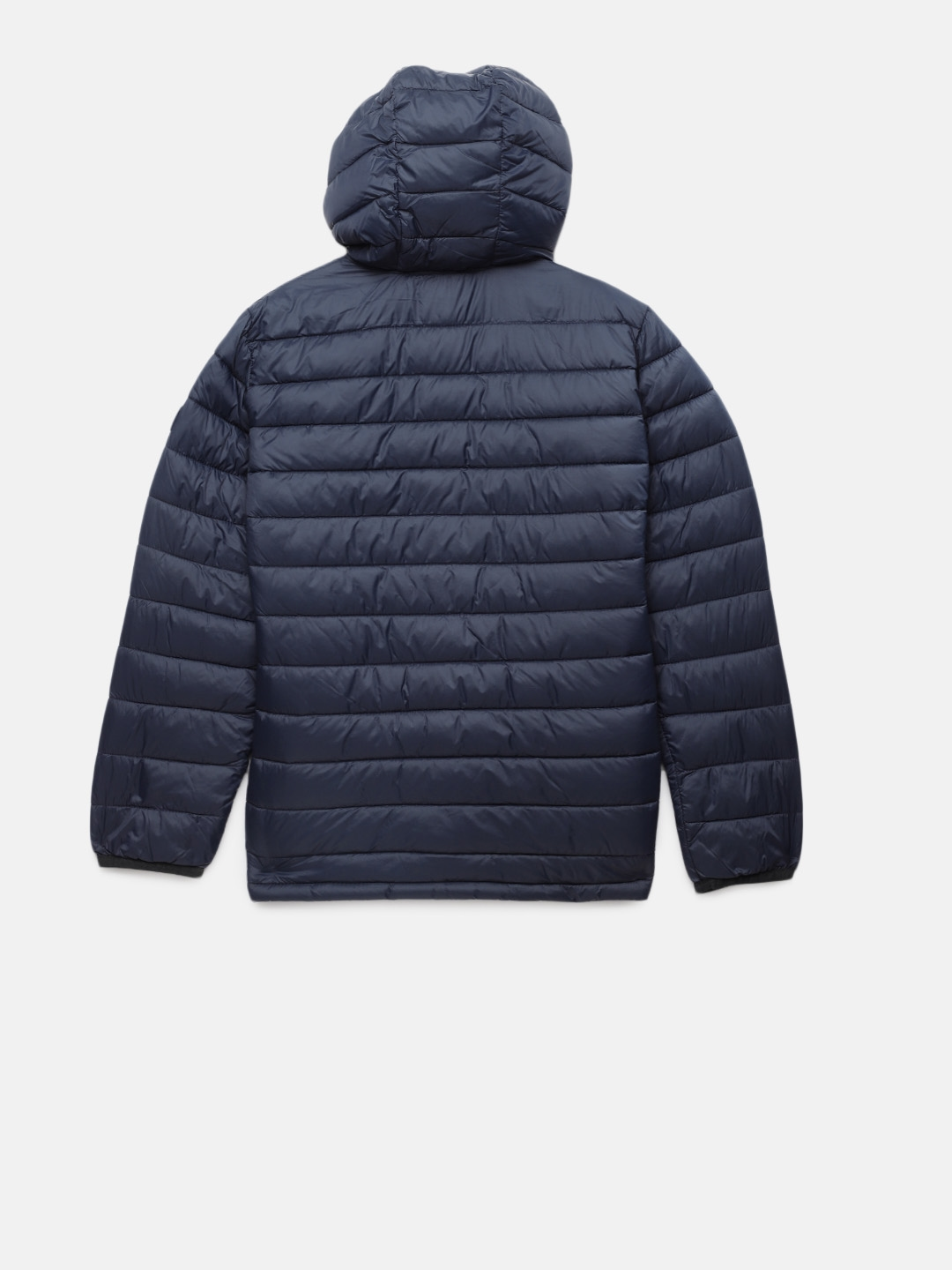71c57e3c7 Buy GAP Boys  Navy Blue Solid ColdControl Lite Puffer Jacket ...