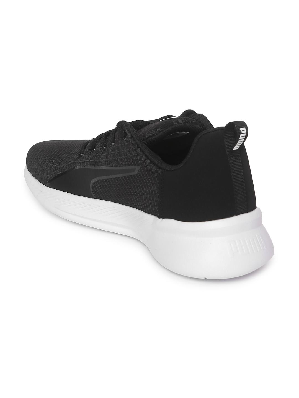 Buy Puma Men Black Solid Tishatsu Runner Running Shoes - Sports ... 4de9cb65f