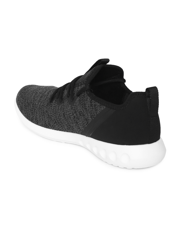 1e3e55dc75491b Buy Puma Men Black Textured Carson 2 X Knit Running Shoes - Sports ...