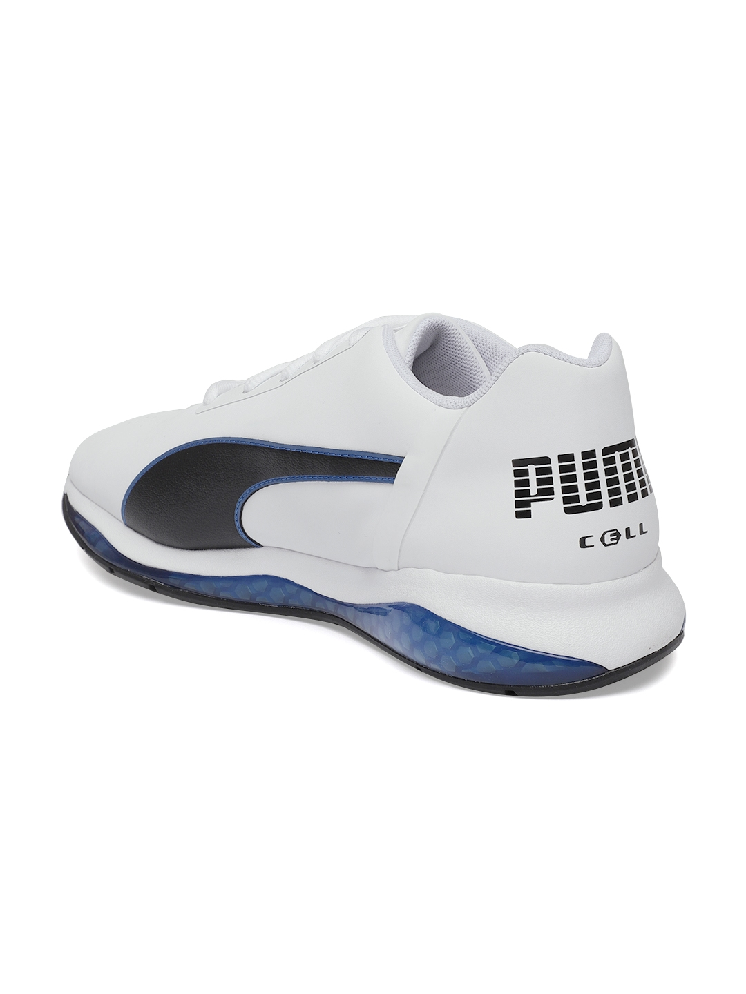 Buy Puma Men White   Blue Cell Ultimate SL Sneakers - Casual Shoes ... 4997ce80b