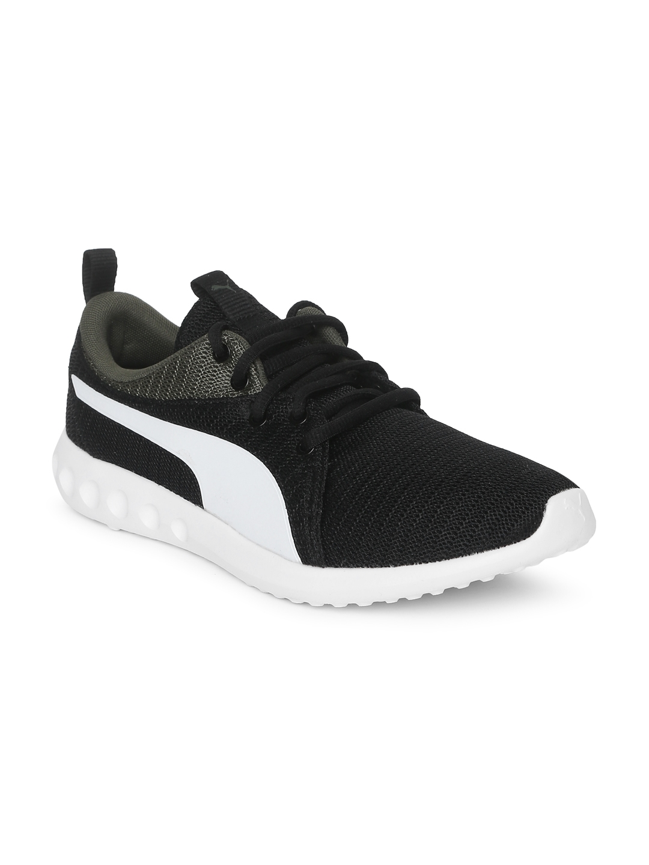 e4b2d19101fe Buy Puma Kids Black Carson 2 Jr Training Shoes - Sports Shoes for ...