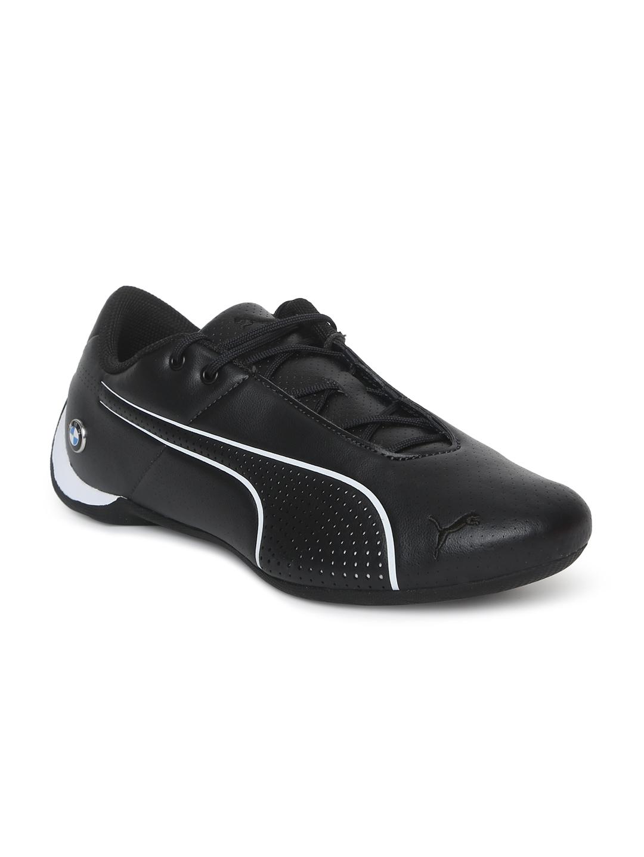 d98049d8af Puma Kids Black BMW MMS Future Cat Ultra Junior Sneakers