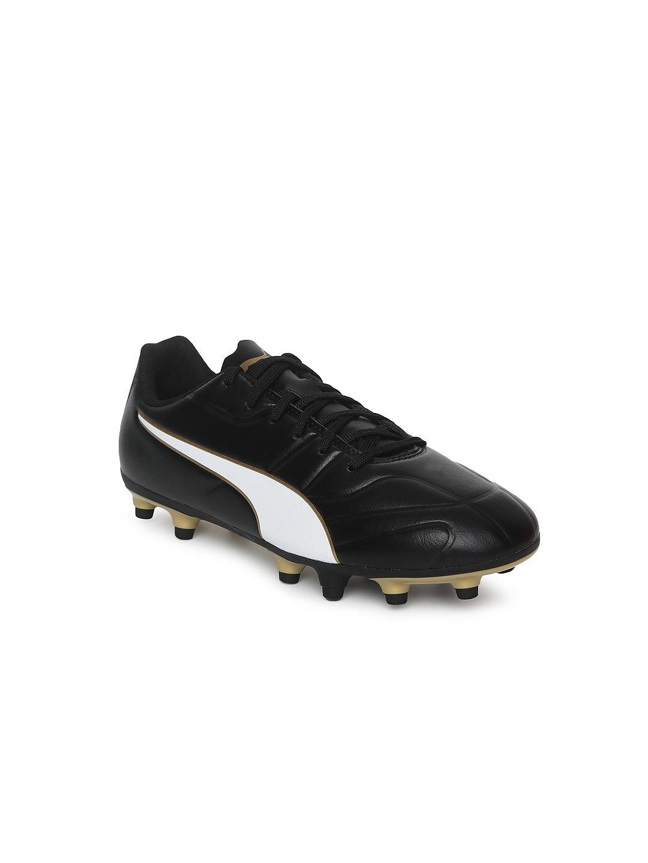 56fdef5de2ec4f Buy Puma Boys Black Classico C II FG Jr Football Shoes - Sports ...