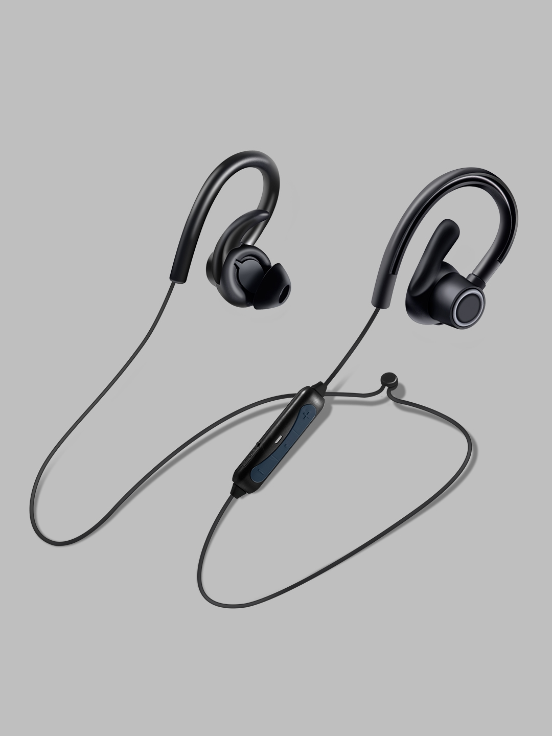 a8f147a6b50 Buy Roadster Black Magnetic Wireless Earphones With Mic MFB PN CY ...
