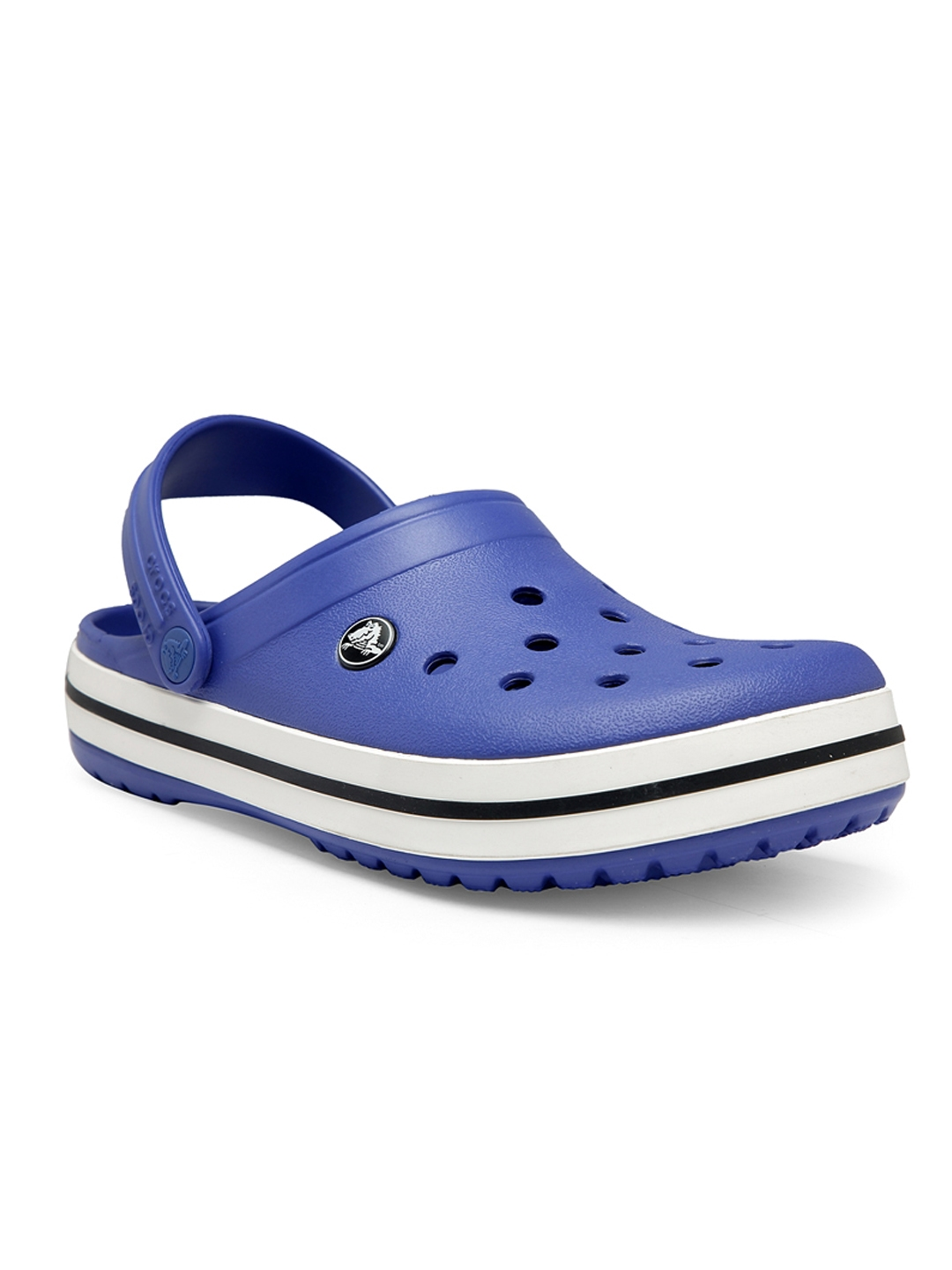 4edadd26ebdab Buy crocs men blue white clogs sandals for men myntra jpg 1080x1440 Cheap  crocs for men