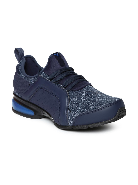 d4222d91e6df5b Buy Puma Men Navy Blue Running Shoes - Sports Shoes for Men 7188755 ...