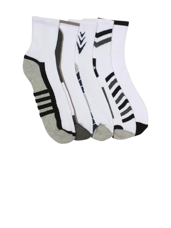 fe9438b4df1 Buy Supersox Men Pack Of 5 Ankle Length Socks - Socks for Men ...