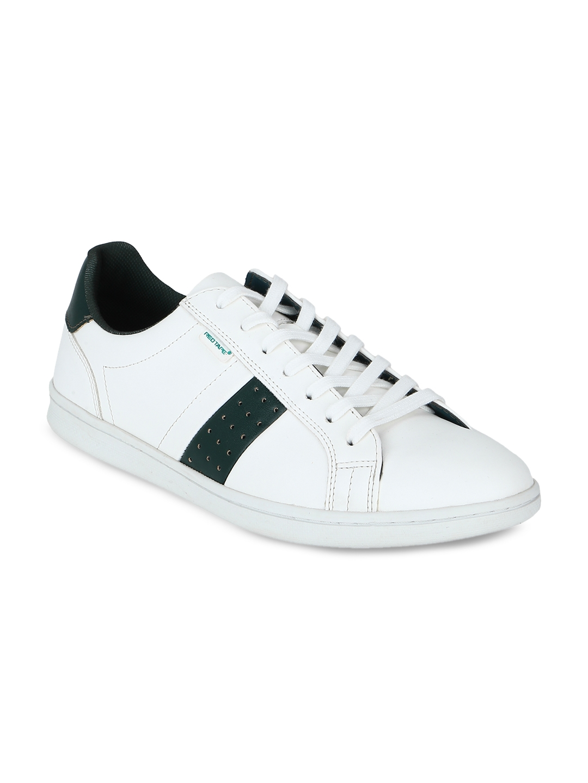 Buy Red Tape Men White Sneakers