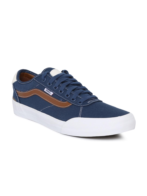 bcd7789a4a1a27 Buy Vans Men Blue Chima Pro 2 Sneakers - Casual Shoes for Men ...