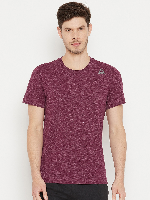 064ecc089e555 Buy Maroon Elements Training T Shirt - Tshirts for Men 7244714