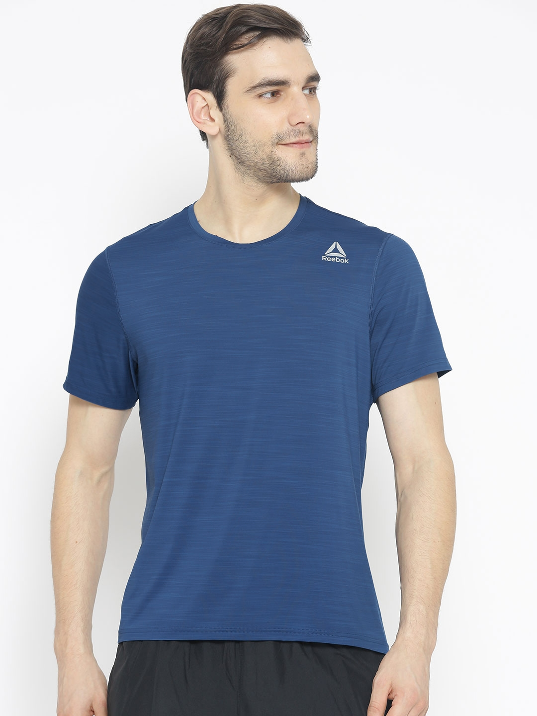 Reebok Mens Ss Active Chill Tee