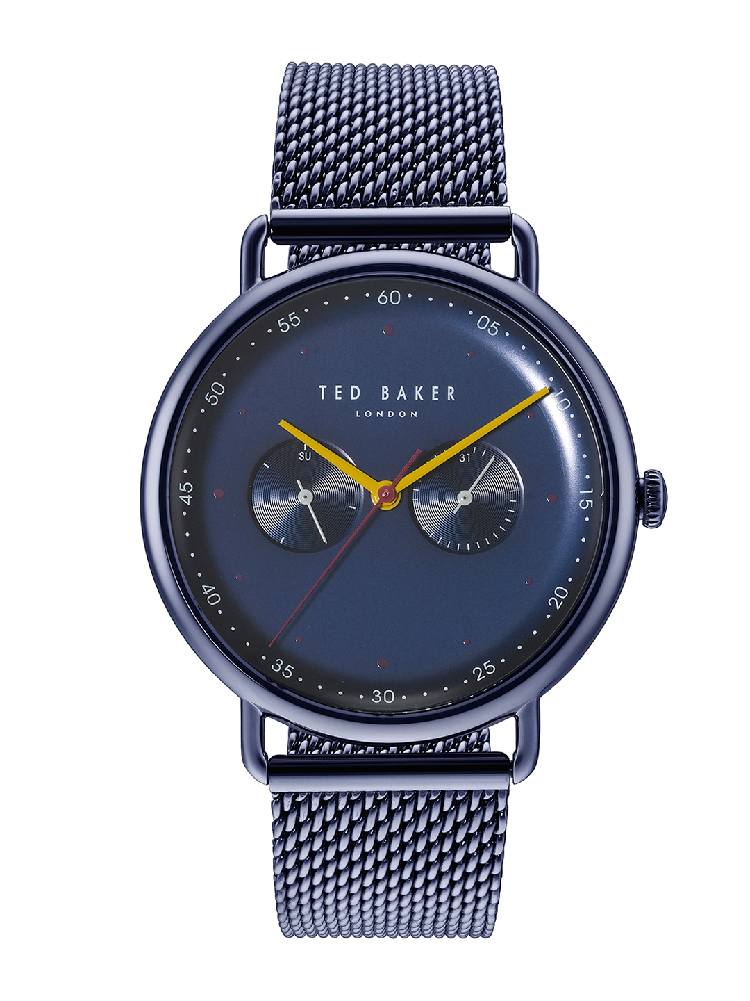 1641e7357 Buy Ted Baker Men Blue Analogue Watch TE50520010 - Watches for Men ...