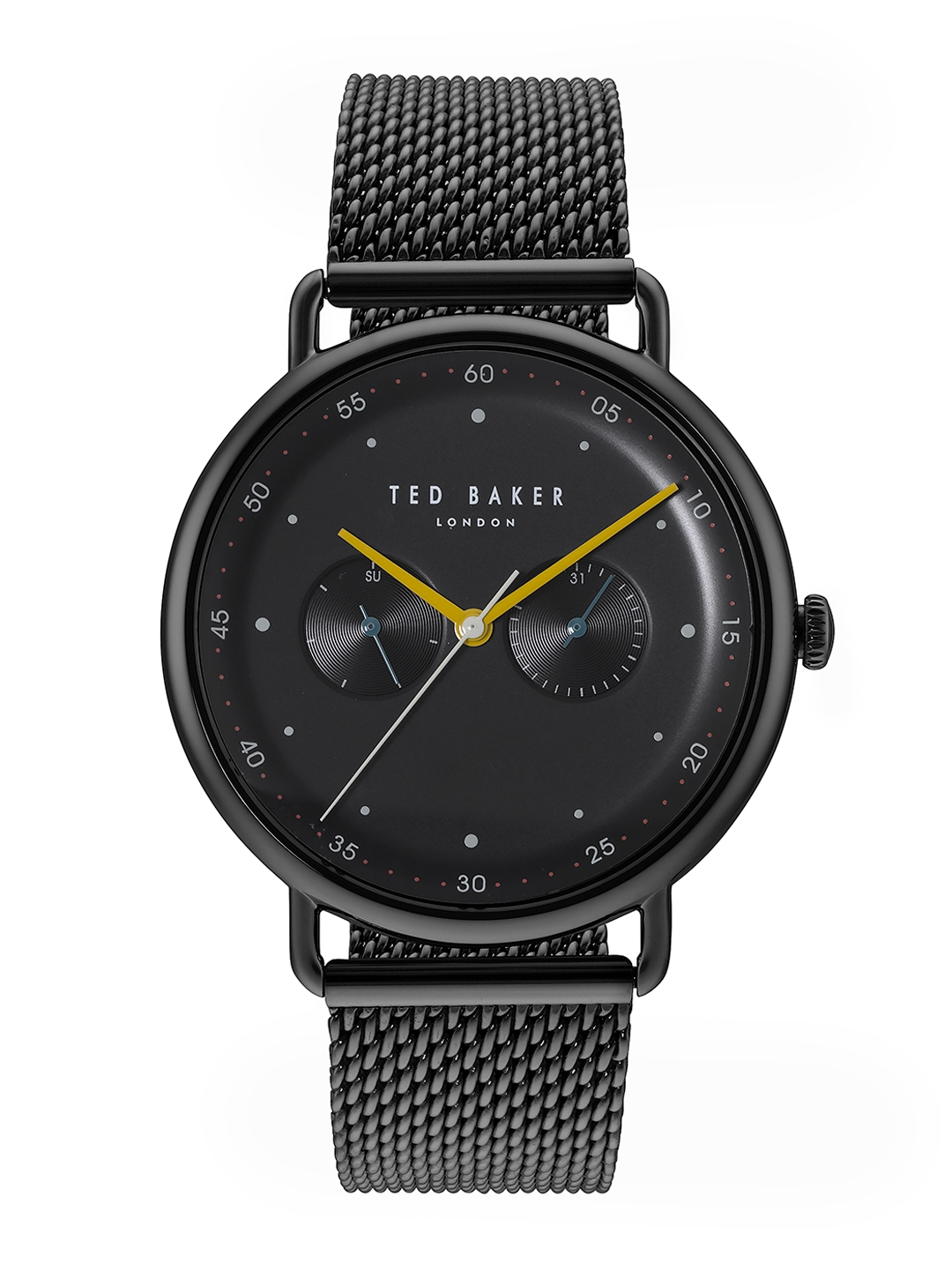 325ca6379b9 Buy Ted Baker Men Black Analogue Watch TE50520009 - Watches for Men ...