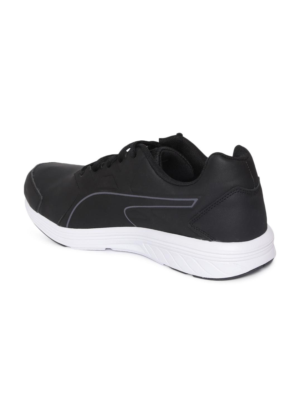 Buy Puma Men Black NRGY Driver SL Running Shoes - Sports Shoes for ... f8c2742111b