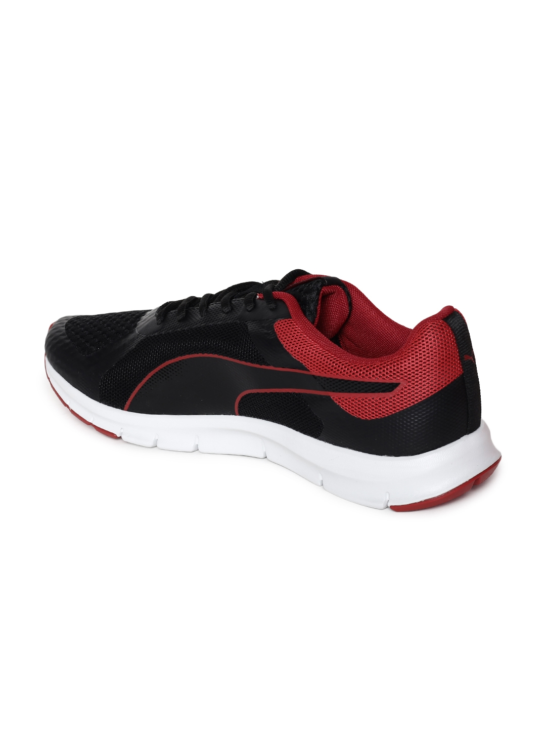 6762c1faa31d33 Buy Puma Men Black   Red Trackracer IDP Running Shoes - Sports Shoes ...