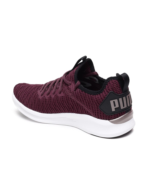 b7f2c70b18 Buy Puma Women Purple IGNITE Flash Luxe Running Shoes - Sports Shoes ...