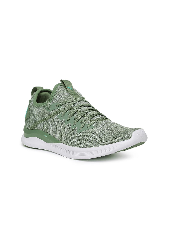 0552ad452ce Buy Puma Women Green Running Shoes - Sports Shoes for Women 8109877 ...