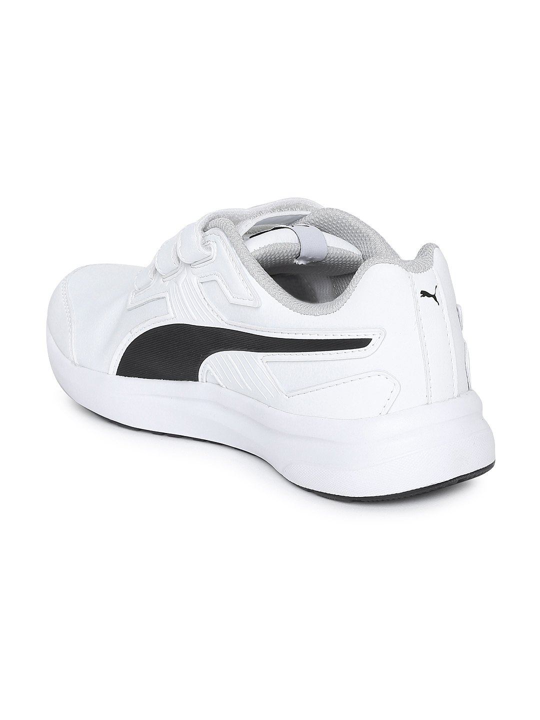 32a44bf9574 Buy Puma Unisex White Escaper SL V Jr Sneakers - Casual Shoes for ...