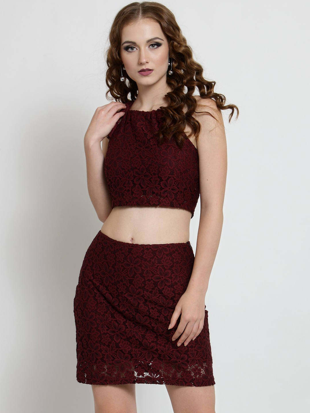 018431a8d63 Two Piece Dresses Lace Top - Gomes Weine AG