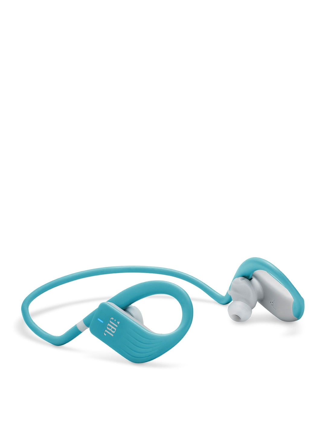 66b67ec5982 Buy JBL Unisex Teal Blue Endurance Jump Wireless Headphones ...