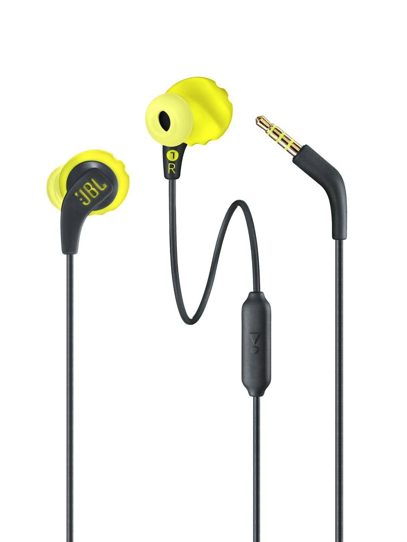 JBL Yellow Endurance RUN Sports Headphones