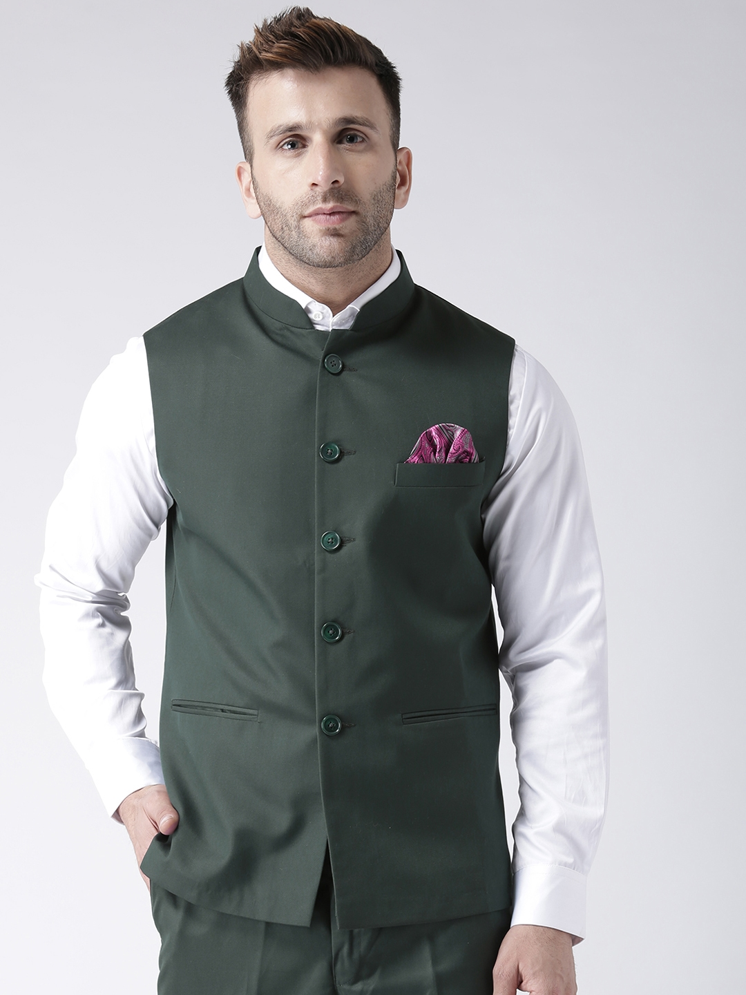 Men's Nehru Jackets at Rs. 799 Only
