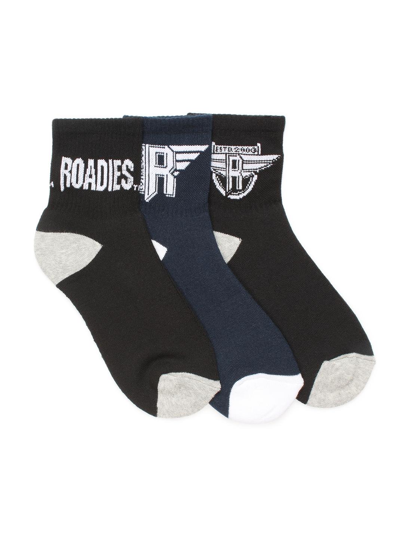 673e758154e Buy Supersox Men Pack Of 3 Assorted Ankle Length Socks - Socks for ...