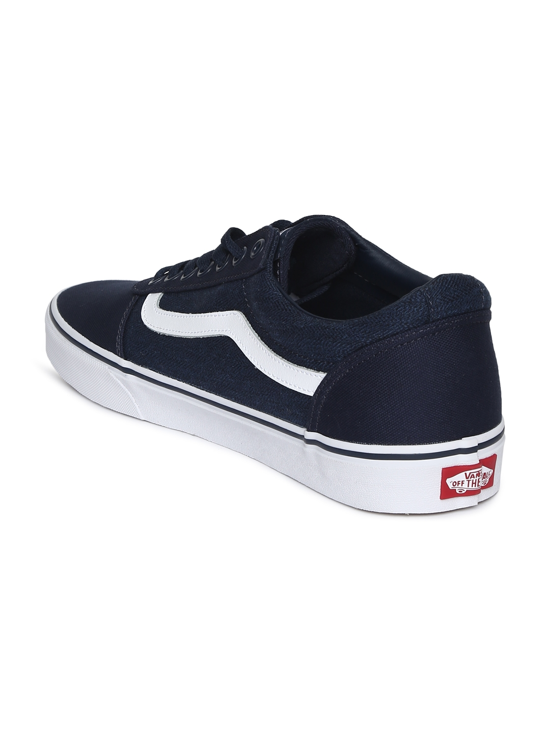 3a739cd42a571a Buy Vans Men Navy Blue Ward Sneakers - Casual Shoes for Men 7301215 ...