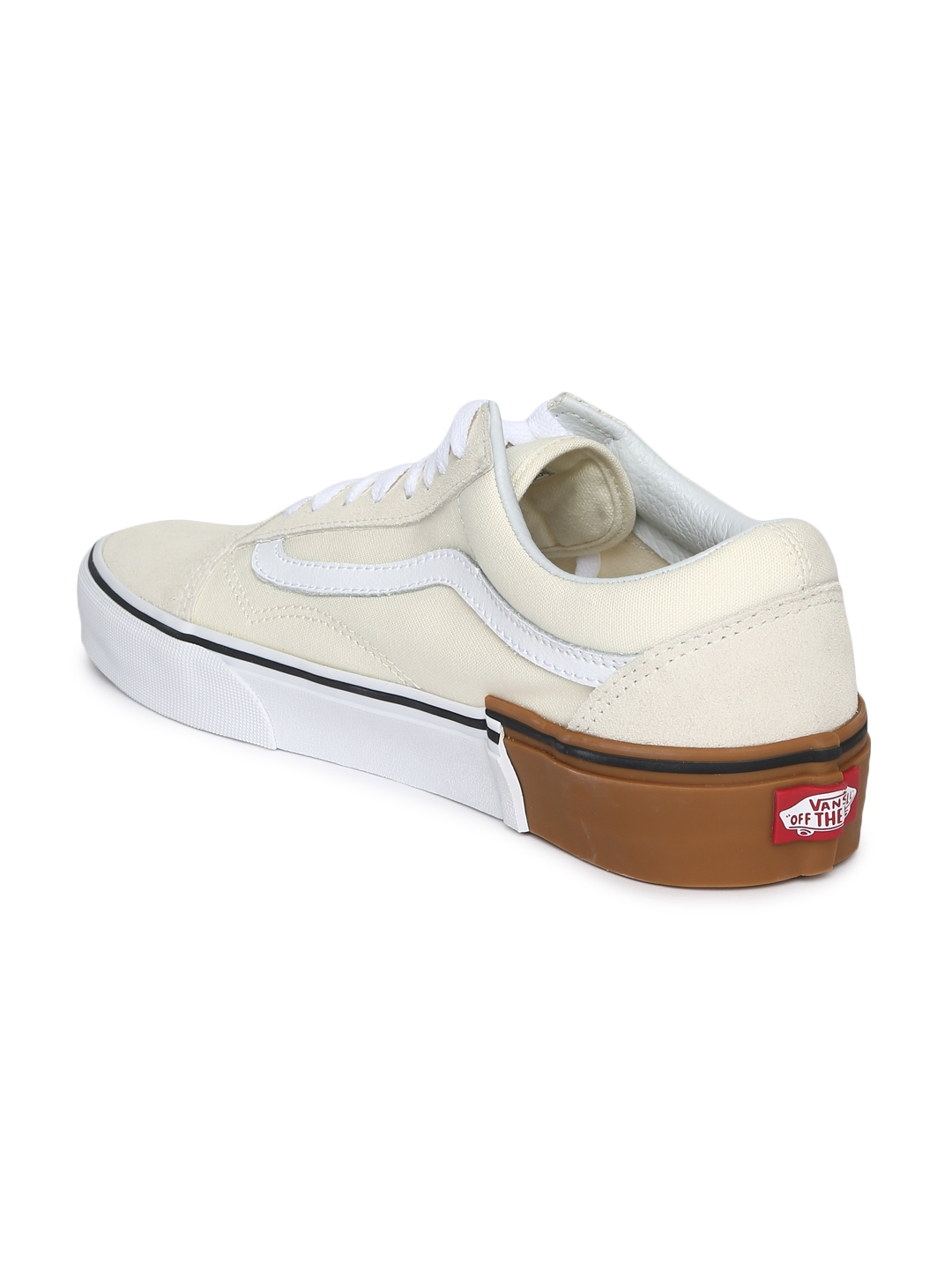 52dd714994 Buy Vans Unisex Off White Sneakers - Casual Shoes for Unisex 7301227 ...