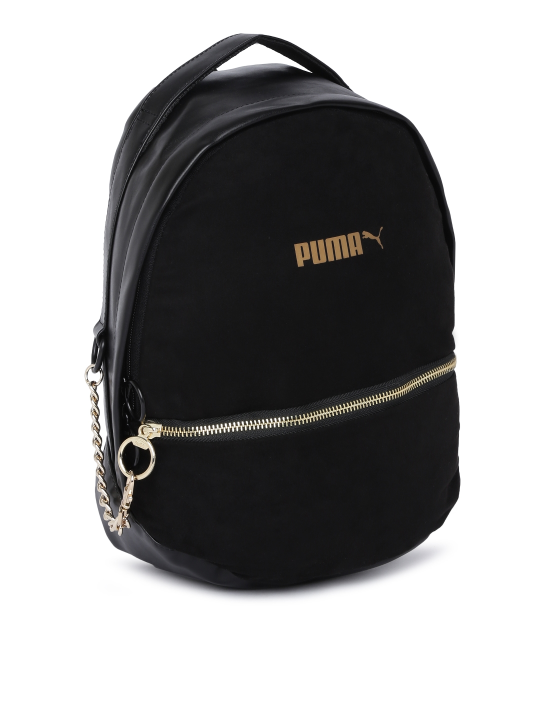 Buy Puma Women Black Prime Premium Archive Solid Backpack ... 401e008e9801c