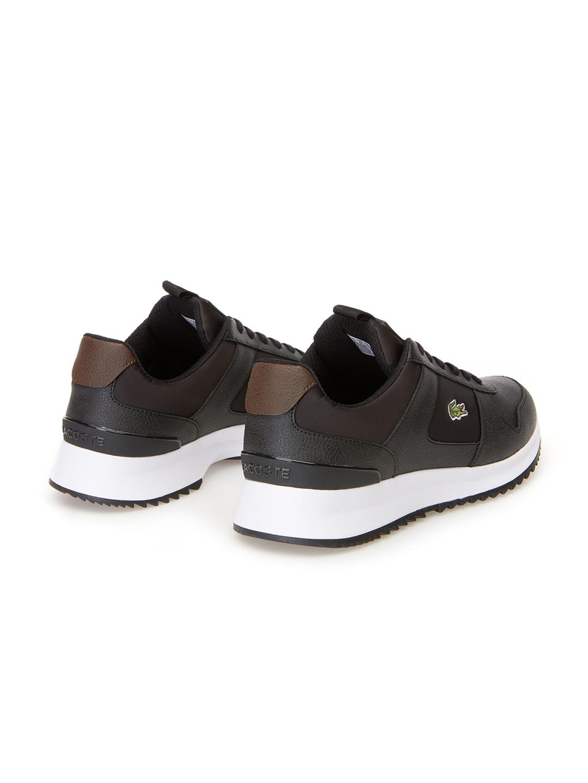 fcf0eb444d94 Buy Lacoste Men Black Training Or Gym Shoes - Sports Shoes for Men ...