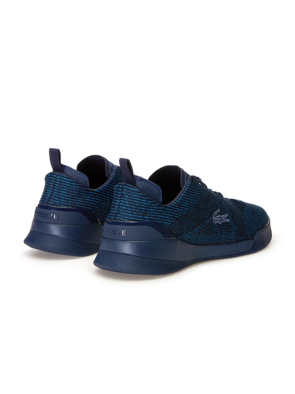 03e5acf35 Buy Lacoste Men Blue LT Dual Elite SPORT Piqu Mesh Training Shoes ...